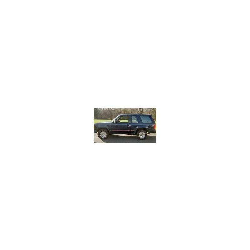 Kit film solaire Ford Explorer (1) Sport 3 portes (1991 - 1996)