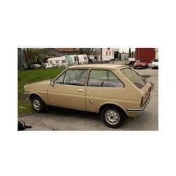 Kit film solaire Ford Fiesta (1) 3 portes (1976 - 1982)