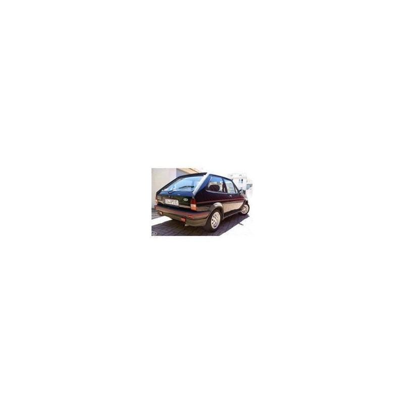 Kit film solaire Ford Fiesta (2) 3 portes (1982 - 1989)
