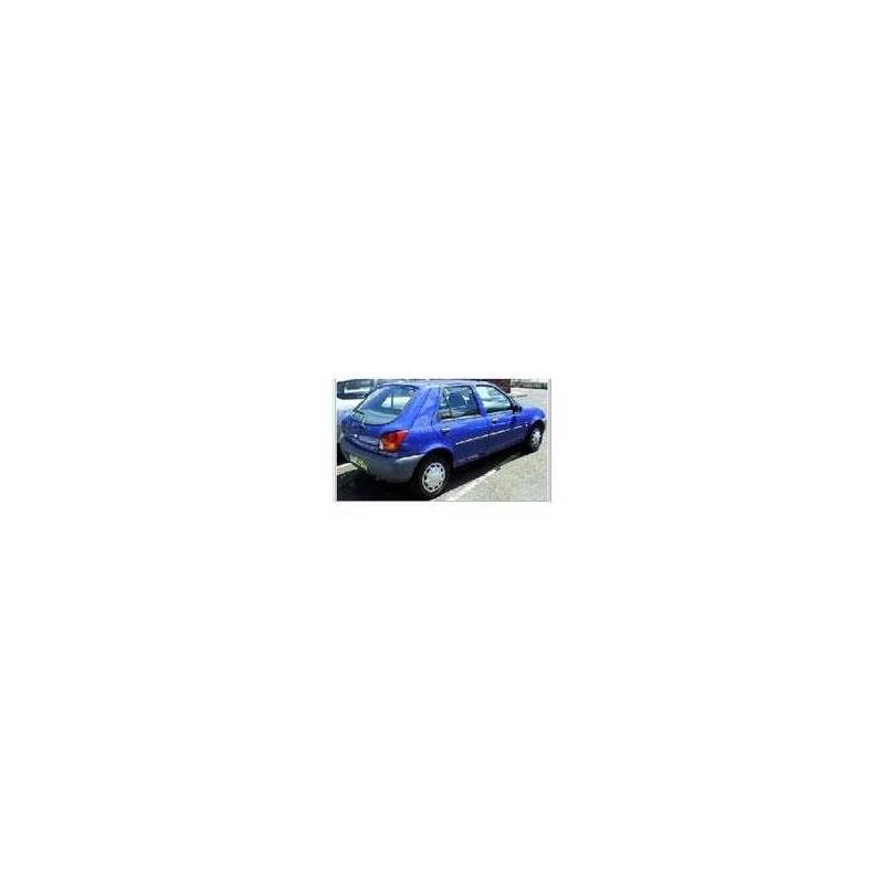Kit film solaire Ford Fiesta (4) 5 portes (1995 - 2002)