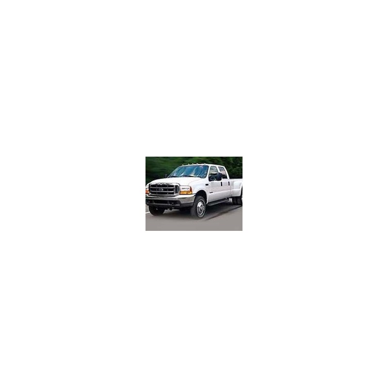 Kit film solaire Ford F-Series (10) Crew Cab Pick-up 4 portes (1997 - 2008)