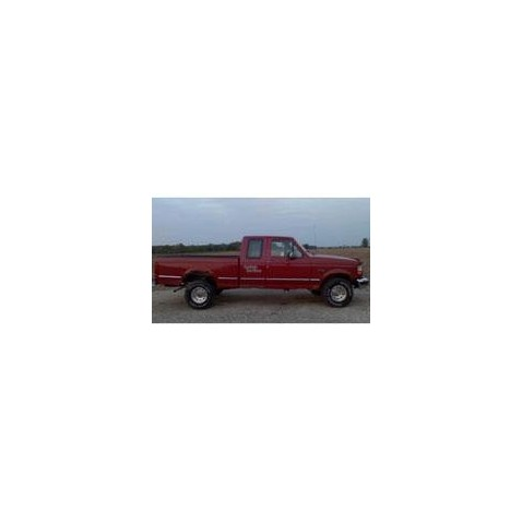 Kit film solaire Ford F-Series (7) Extended Cab Pick-up 2 portes (1980 - 1989)