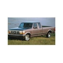Kit film solaire Ford F-Series (8) Extended Cab Pick-up 2 portes (1990 - 1996)