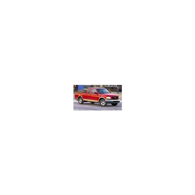 Kit film solaire Ford F-Series (10) Extended Cab Pick-up 2 portes (1997 - 2003)