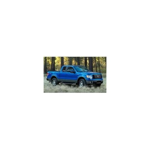 Kit film solaire Ford F-Series (12) Extended Cab Pick-up 2 portes (2009 - 2015)