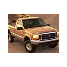 Kit film solaire Ford F-Series (10) Simple Cab Pick-up 2 portes (1999 - 2008)