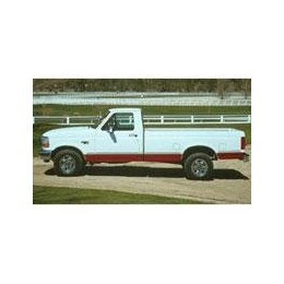 Kit film solaire Ford F-Series (9) Simple Cab Pick-up 2 portes (1990 - 1996)