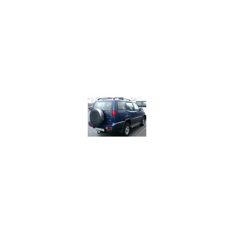 Kit film solaire Ford Maverick (2) 5 portes (1993 - 2001) lunette arrière décrochée