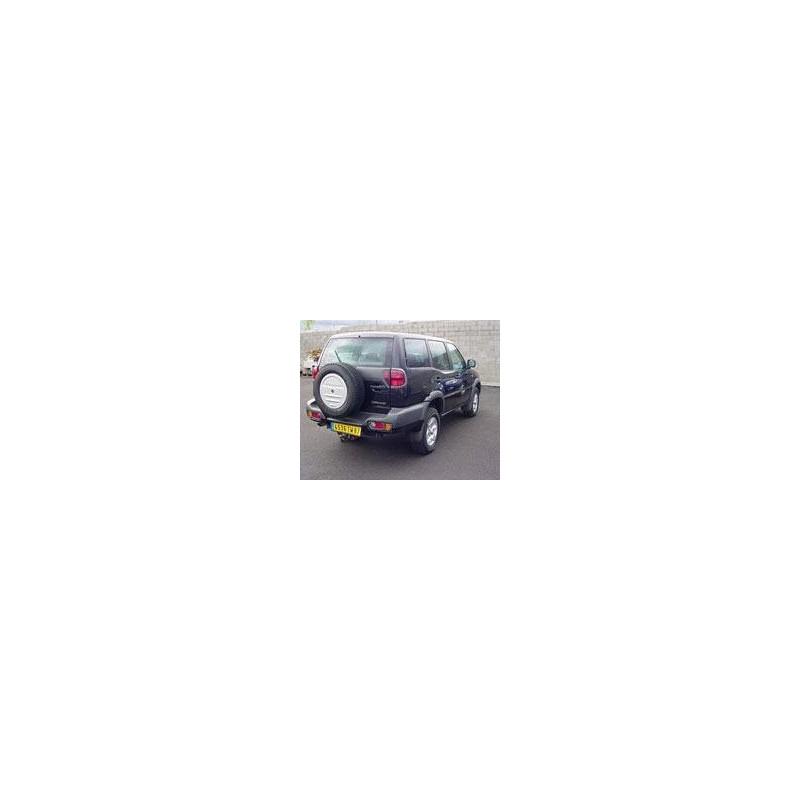 Kit film solaire Ford Maverick (2) 5 portes (1993 - 2001) lunette arrière droite