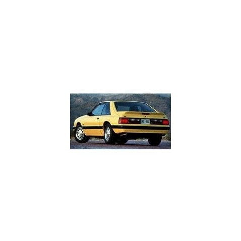 Kit film solaire Ford Mustang (3) Coupe 3 portes (1979 - 1993)