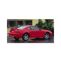 Kit film solaire Ford Mustang (4) Coupe 2 portes (2000 - 2004)