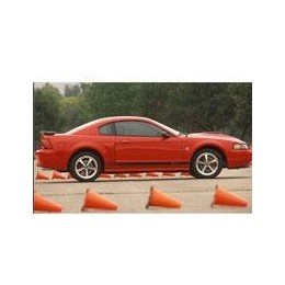 Kit film solaire Ford Mustang (4) Mach Coupe 3 portes (2003 - 2005)