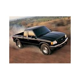 Kit film solaire Ford Ranger (1) Pick-up 4 portes (1998 - 2007)