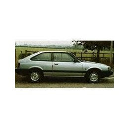 Kit film solaire Honda Accord (2) Coupé 3 portes (1982 - 1985)