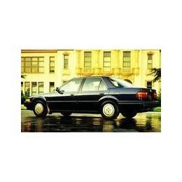 Kit film solaire Honda Accord (3) Berline 4 portes (1986 - 1990)