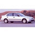 Kit film solaire prédécoupé Peugeot 306 3 portes (1993-2001)