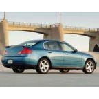 Kit film solaire prédécoupé Peugeot 206 CC (2000-2008)