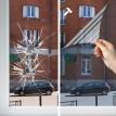 Film sécurité anti effraction thermique - 125 microns