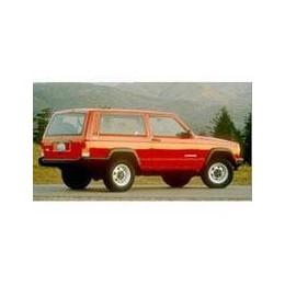 Kit film solaire Jeep Cherokee (2) 3 portes (1984 - 2001)