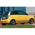 Kit film solaire prédécoupé Peugeot 1007 3 portes (Depuis 2007)