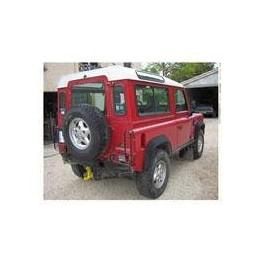 Kit film solaire Land Rover Defender (1) 3 portes (1983 - 2001)
