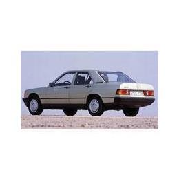 Kit film solaire Mercedes-Benz 190 Berline 4 portes (1982 - 1993)