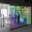 Film caméléon dichroïque multicolore pour vitrage
