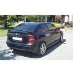 Kit film solaire prédécoupé Mercedes SLK Coupe 2 portes (2005-2010)