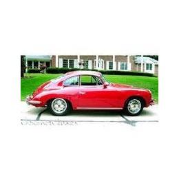 Kit film solaire Porsche 356 Coupé 2 portes (1959 - 1964)