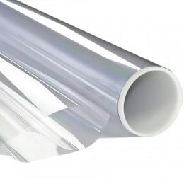 Film solaire anti chaleur faible effet miroir tout vitrage - rejet total énergie solaire 66%