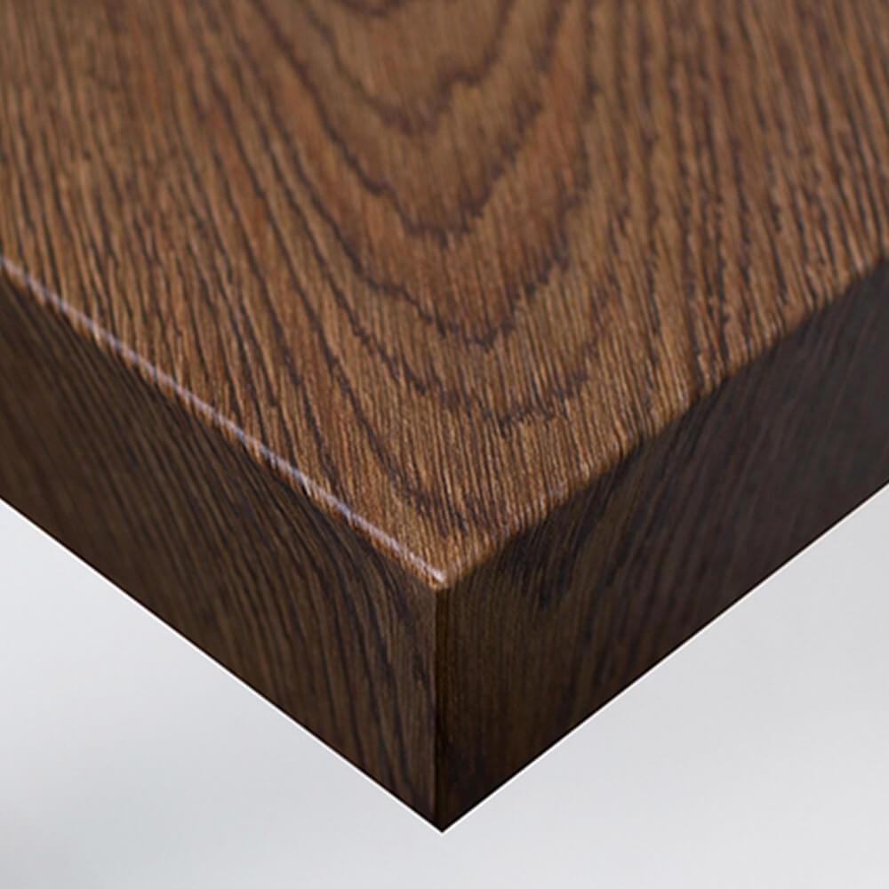 Chêne - Lignes brunes