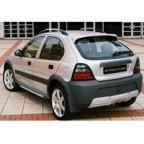 Kit film solaire prédécoupé Opel CORSA 5 portes (Depuis 2007)