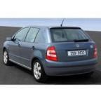 Kit film solaire prédécoupé Opel CORSA 3 portes (Depuis 2007)