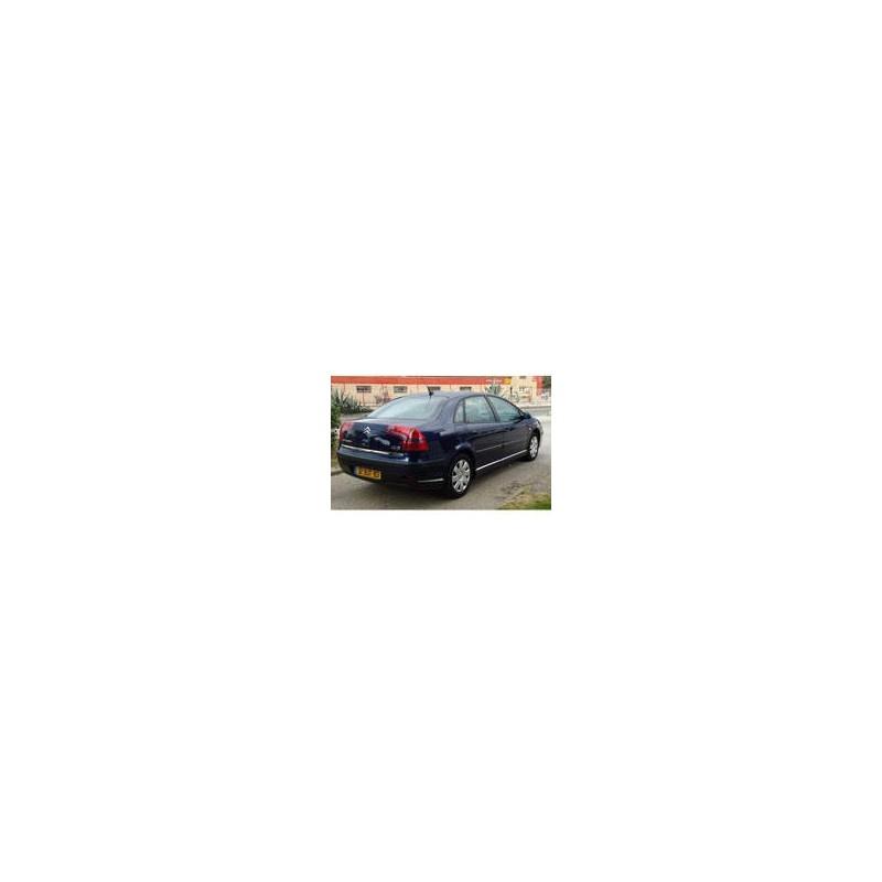 Kit film solaire Citroën C5 (1) (phase 2) 5 portes (2005 - 2008) sans essuie-glace arrière