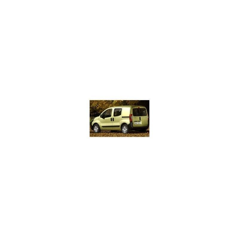 Kit film solaire Citroën Nemo (1) Utilitaire 6 portes (depuis 2008) 2 portes arrières