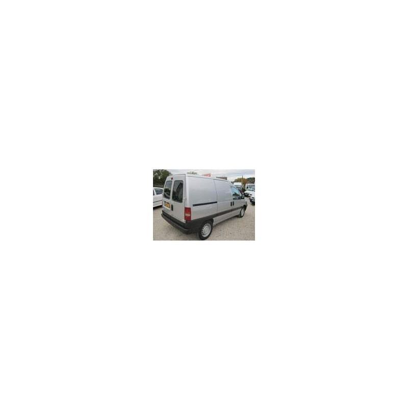 Kit film solaire Fiat Scudo (1) Utilitaire 5 portes (1995 - 2006) 2 portes arrières