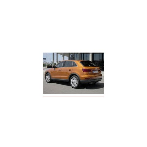 Kit film solaire Audi Q3 (1) 5 portes (2011 - 2018)