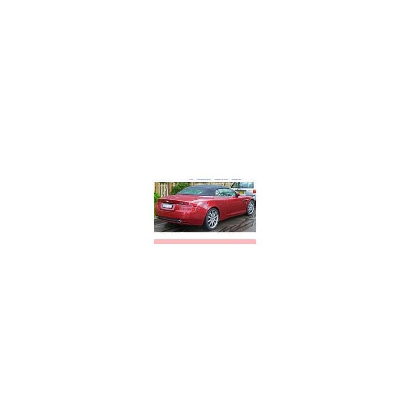 Kit film solaire Aston Martin DB9 (1) Volante Cabriolet 2 portes (2004 - 2016)