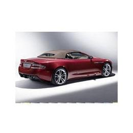 Kit film solaire Aston Martin DBS Volante Cabriolet 2 portes (depuis 2009)