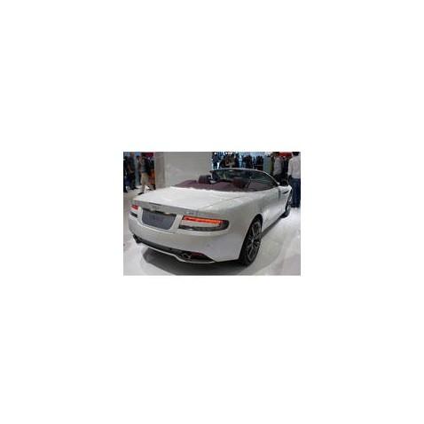 Kit film solaire Aston Martin Virage Volante Cabriolet 2 portes (depuis 2011)
