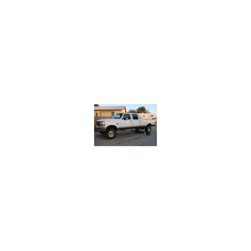 Kit film solaire Ford F-Series (9) Crew Cab Pick-up 4 portes (1990 - 1997)