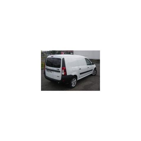 Kit film solaire Dacia Logan (1) Utilitaire 6 portes (2007 - 2014) 2 portes arrières