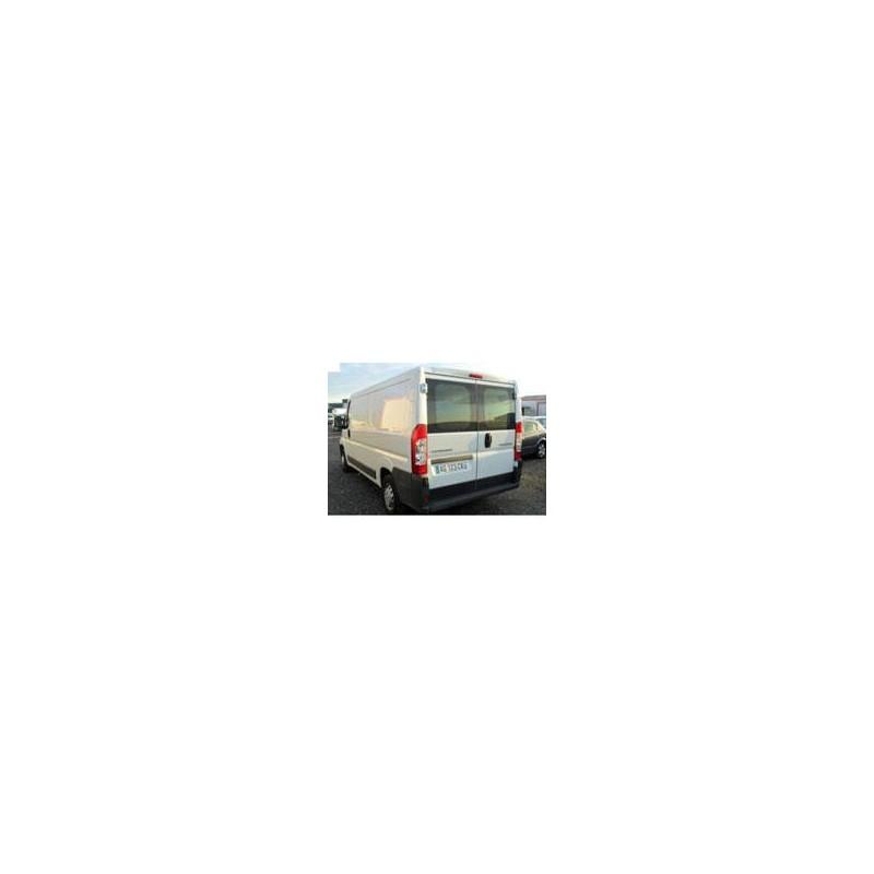 Kit film solaire Fiat Ducato (2) Utilitaire 4 portes (depuis 2006) 2 portes arrières