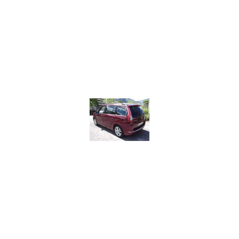 Kit film solaire Citroën Grand C4 (1) Picasso 5 portes (2006 - 2013) 7 places -lunette ouvrante