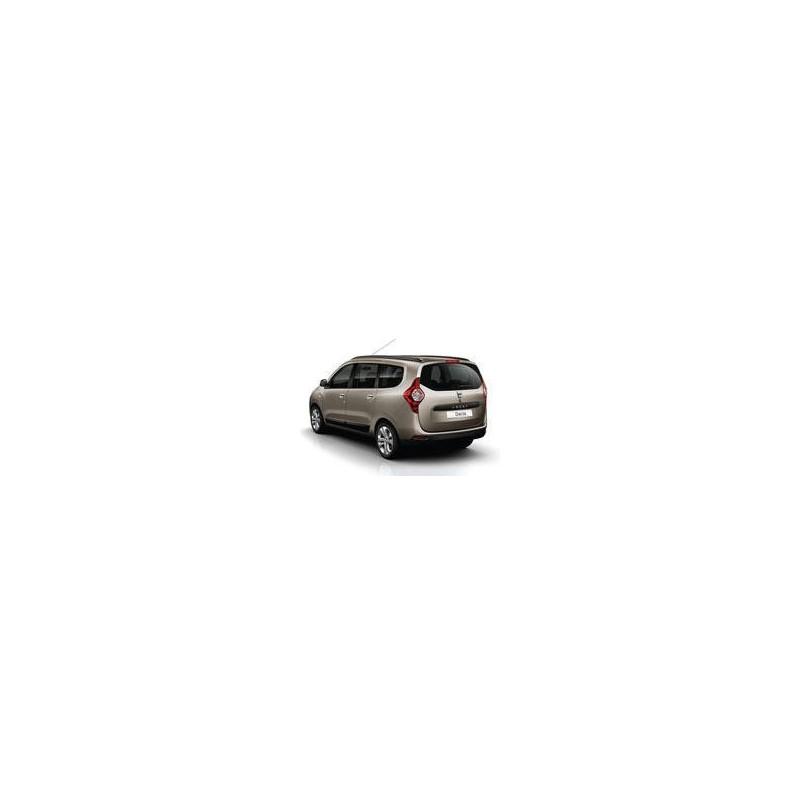 Kit film solaire Dacia Lodgy 5 portes (depuis 2012)