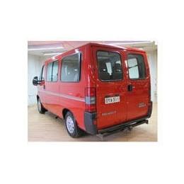 Kit film solaire Fiat Ducato (1) Long 5 portes (1994 - 2006) vitres coulissantes