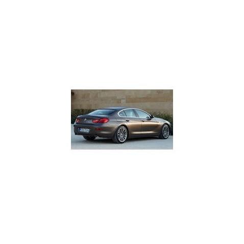 Kit film solaire Bmw Serie 6 (3) Gran Coupe Berline 4 portes (2012 - 2018)