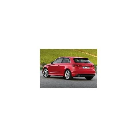Kit film solaire Audi A3 (3) 3 portes (depuis 2012)