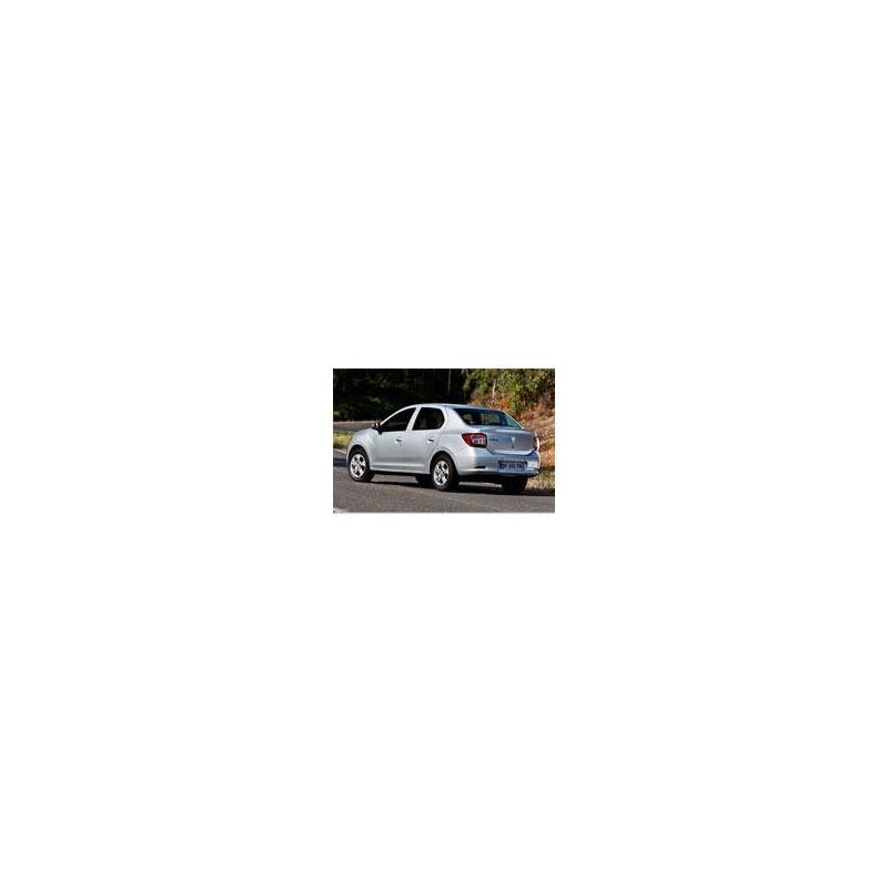 Kit film solaire Dacia Logan (2) Berline 4 portes (depuis 2013)