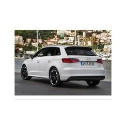 Kit film solaire Audi A3 (3) Sportback 5 portes (2012 - 2020)